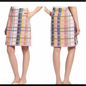 Halogen Skirts - HALOGEN Nordstrom Multi Autumn Pencil Skirt